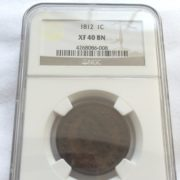 1812 One Cent