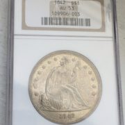 1842 Collector's Coin